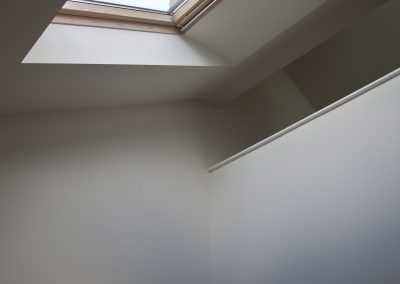 Internal rooflight detail