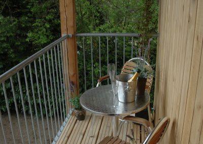 Ty Coed Balcony